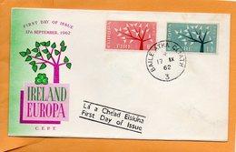 Ireland 1962 FDC - FDC