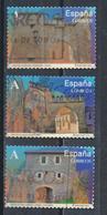 °°° SPAGNA SPAIN - YT N°4542/45/49 MI N°4837/40/44 - 2014 °°° - 2011-... Usati