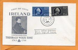 Ireland 1964 FDC - FDC