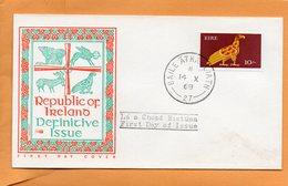 Ireland 1968 FDC - FDC