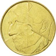 Monnaie, Belgique, 5 Francs, 5 Frank, 1993, TTB, Brass Or Aluminum-Bronze - 1951-1993: Baudouin I