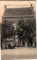 1 Oude Postkaart   EDEGEM  Edeghem   Café De L'Esperance Restaurant  Hovestraat - Edegem