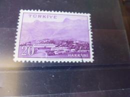 TURQUIE   YVERT  N°1464 - 1921-... República