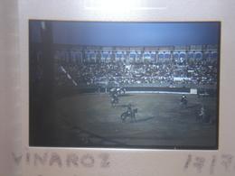 Ancienne Diapositive ESPAGNE Diapo Slide SPAIN Vintage Annees 70's CORRIDA - Diapositives (slides)