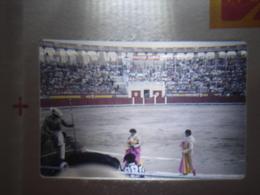 Ancienne Diapositive ESPAGNE Diapo Slide SPAIN Vintage Annees 70's CORRIDA 2 - Diapositives (slides)