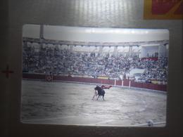 Ancienne Diapositive ESPAGNE Diapo Slide SPAIN Vintage Annees 70's CORRIDA 3 - Diapositives (slides)