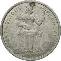 Monnaie, Nouvelle-Calédonie, 2 Francs, 1982, Paris, TB, Aluminium, KM:14 - New Caledonia
