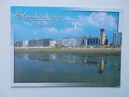 BLANKENBERGE - De Belgische Kust , Groeten Uit .....  - NO REPRO - Blankenberge