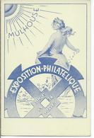 MULHOUSE - Exposition - Philatelique - 31 Mars -1-2 Avril 1934 - Mulhouse