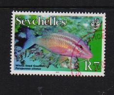 Seychelles 2010, Fish, Vfu - Seychelles (1976-...)