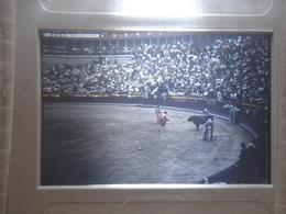 Ancienne Diapositive ESPAGNE Diapo Slide SPAIN Vintage Annees 70's CORRIDA 7 - Diapositives (slides)