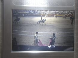 Ancienne Diapositive ESPAGNE Diapo Slide SPAIN Vintage Annees 70's CORRIDA 11 - Diapositives (slides)