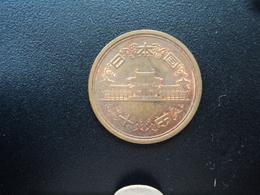 JAPON : 10 YEN An 10 * (1998)  Y 97.2     SUP - Japan