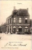 1 Oude Postkaart     EDEGEM  Edeghem   Restaurant In Den Akkerma - Edegem