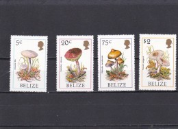 Belice Nº 829 Al 832 - Belice (1973-...)
