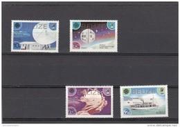 Belice Nº 646 Al 649 - Belice (1973-...)