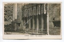 Sedilia Furness Abbey - Cumberland/ Westmorland