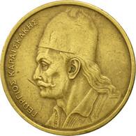 Monnaie, Grèce, 2 Drachmes, 1982, TB+, Nickel-brass, KM:130 - Grèce