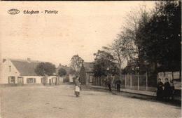 1 Oude Postkaart     EDEGEM  Edeghem     Pleintje   UItg. Van Dijck - Edegem