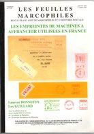 Feuilles Marcophiles : Empreintes Machine à Affranchir Utilisées En France 490 P Sup 303 - Tijdschriften: Abonnementen