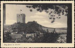 D-37547 Kreiensen - Burg Greene Im Leinetal - Blick Zur Bundesweihestätte - Bad Gandersheim