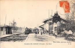33-VILLENAVE-D'ORNON- LA GARE - France