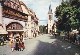68-----MUNSTER---place Du Marché---voir 2 Scans - Munster