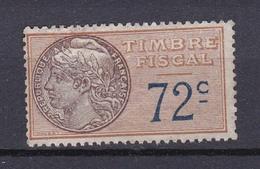 Timbre Fiscal  N° 18 ** - Fiscaux