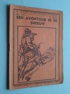 A. HANS ( Nr. 773 ) Kinderbibliotheek EEN AVONTUUR IN DE SNEEUW ! - Books, Magazines, Comics