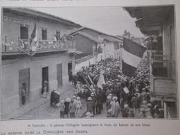 1925 Pérou Célendin Mission Pelegrin   Amazone Tabatinga   Rio Huallaga Maranon La Magdalen  Cajamarca  LIMA Oraya - Ohne Zuordnung
