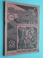 VLAAMSCHE FILMKENS ( Nr. 548 ) 21-9-'41 : Bliksem-Joe In Actie / Wie Vind Den Lord ? ! - Books, Magazines, Comics