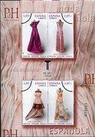 ESPAÑA    Nº  4745    Moda Española   MUESTRA - 52 - Textil