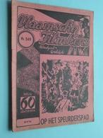 VLAAMSCHE FILMKENS ( Nr. 549 ) 28-9-'41 : Op Het Speurderspad ! - Books, Magazines, Comics