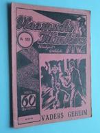 VLAAMSCHE FILMKENS ( Nr. 551 ) 12-10-'41 : Vaders Geheim ! - Livres, BD, Revues