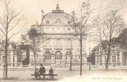 (10) Aube - Troyes - La Caisse D'Epargne - Troyes