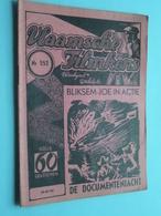 VLAAMSCHE FILMKENS ( Nr. 552 ) 19-10-'41 : De Documentenjacht ! - Libri, Riviste, Fumetti