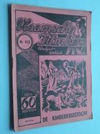 VLAAMSCHE FILMKENS ( Nr. 553 ) 26-10-'41 : De Kinderkruistocht ! - Books, Magazines, Comics