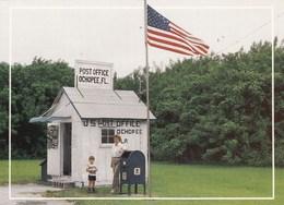 EVELYN SHEALY/POSTMASTER OCHOPEE FLORIDE (dil395) - Etats-Unis