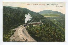 Vale Of Rheidol Railway - Wales