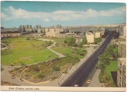 Israel, Beer Sheba, Partial View, 1970s Unused Postcard [21664] - Israel