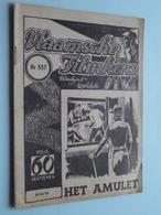 VLAAMSCHE FILMKENS ( Nr. 557 ) 23-11-'41 : Het Amulet ! - Livres, BD, Revues
