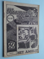 VLAAMSCHE FILMKENS ( Nr. 557 ) 23-11-'41 : Het Amulet ! - Books, Magazines, Comics