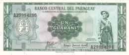 Paraguay - 1 Guarani 1952 - UNC - Paraguay
