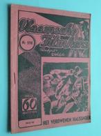 VLAAMSCHE FILMKENS ( Nr. 558 ) 30-11-'41 : Het Verdwenen Halssnoer ! - Livres, BD, Revues
