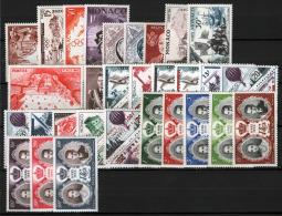Monaco 1956 Annata Completa  /Complete Year Set **/MNH VF - Annate Complete