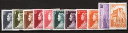 Monaco 1957 2 Serie / 2 Set **/MNH VF - Annate Complete