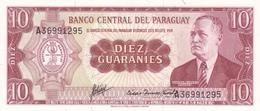 Paraguay - 10 Guaranies 1952 - UNC - Paraguay