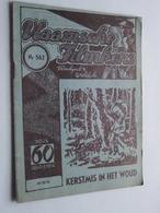 VLAAMSCHE FILMKENS ( Nr. 562 ) 28-12-'41 : Kerstmis In Het Woud ! - Books, Magazines, Comics