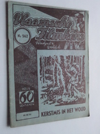 VLAAMSCHE FILMKENS ( Nr. 562 ) 28-12-'41 : Kerstmis In Het Woud ! - Livres, BD, Revues