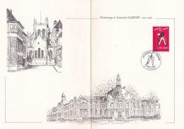 Journée Du Timbre 1993 - Hommage à  A. Gabory - J. Taty - Jour De Fête - Carte N° 176 - Autres